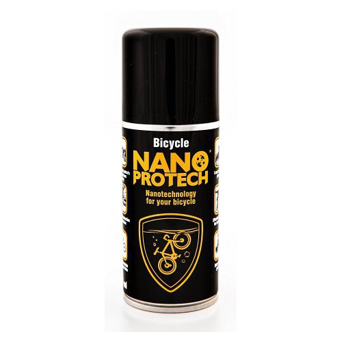Nanoprotech 150ml, Bicycle oranžový