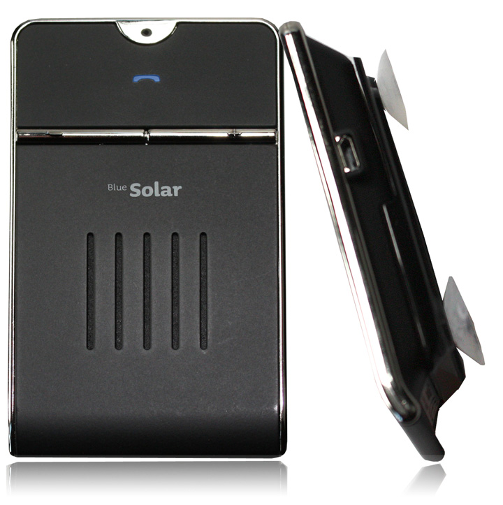 Bluetooth hands-free sada Mr.Handsfree Blue Solar